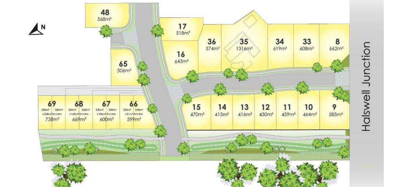 Il 4865 Copper Ridge Stage 1 Marketing Map