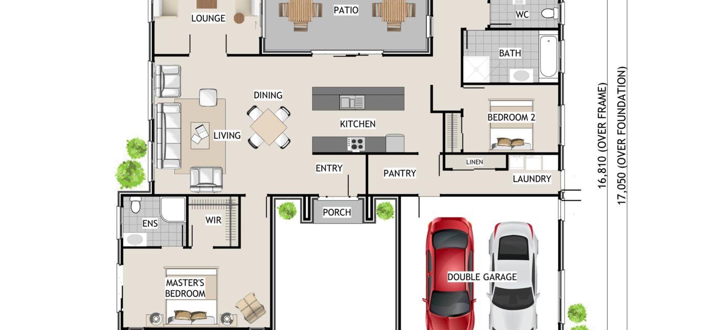 Burlton Floor Plan