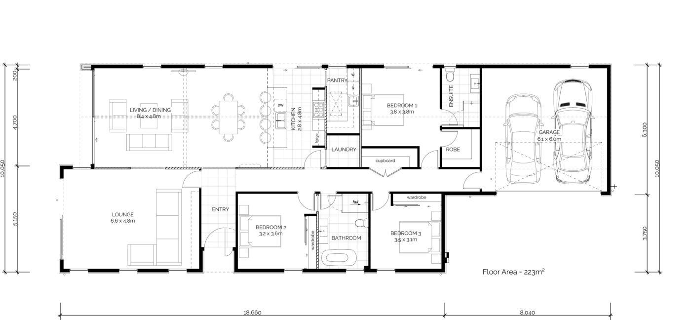 Earnslaw Floorplan