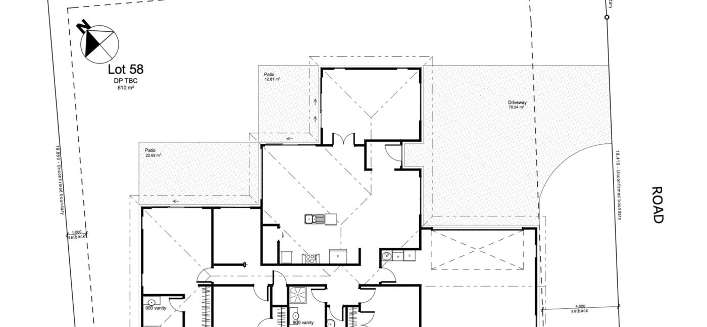 Lot 58 Section And Plan