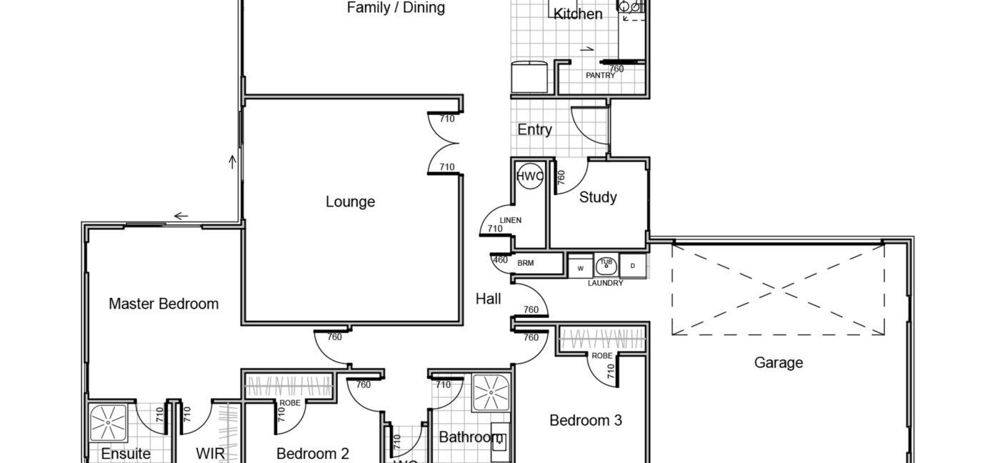 Lot 60 Floor Plan