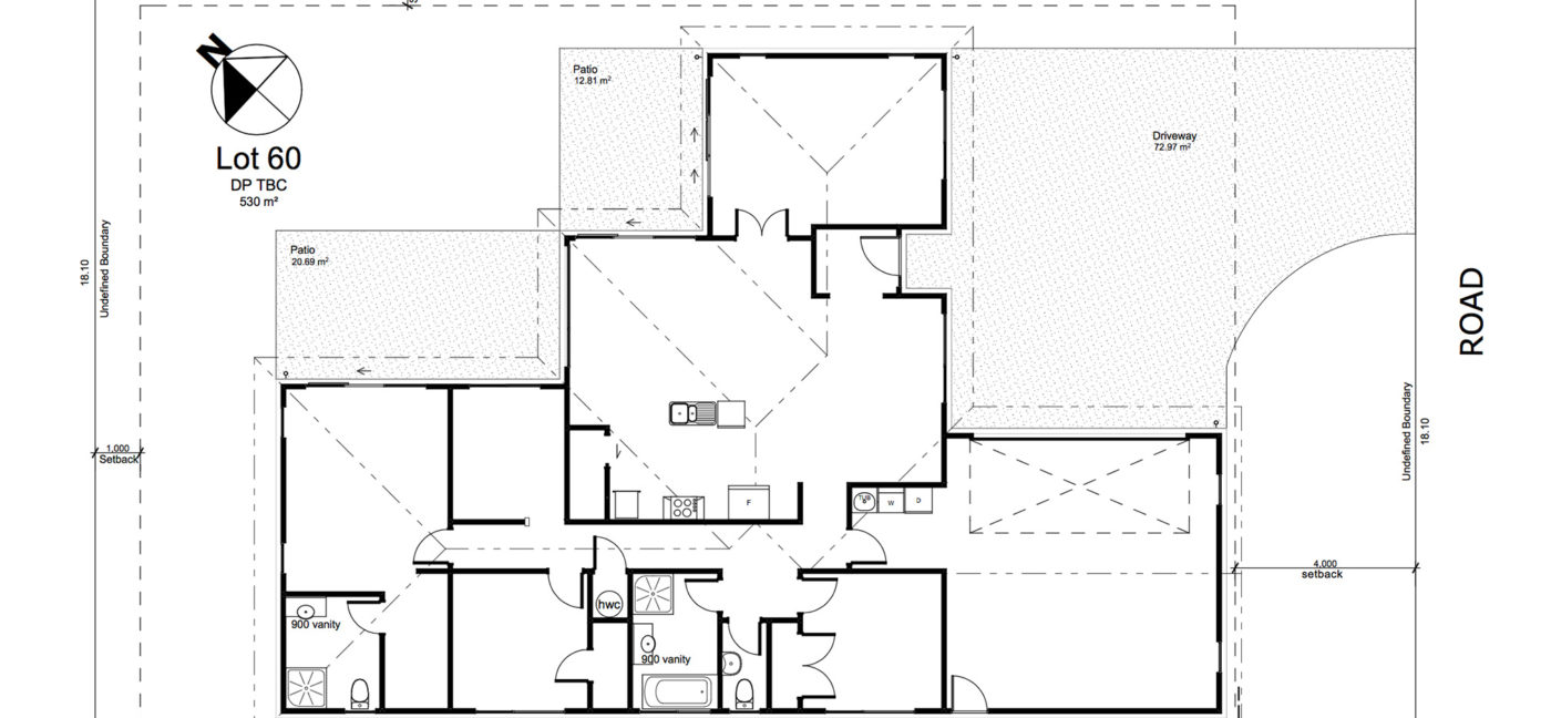 Lot 60 Section Plan