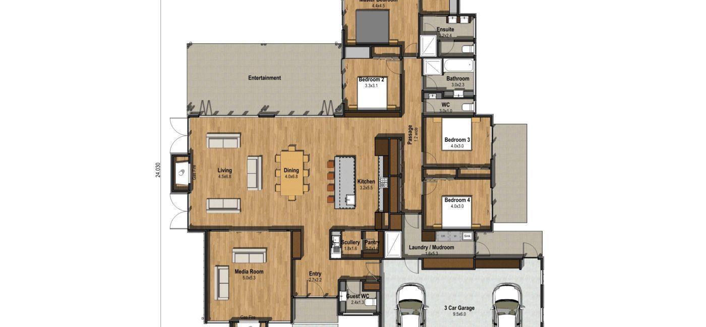 Residence 320 M2