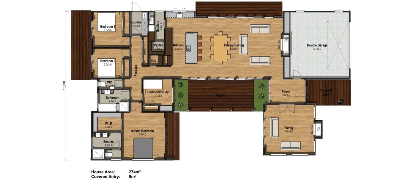 Residence G270 M2