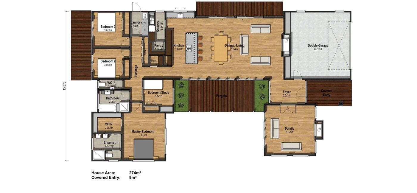 Residence H270 M2