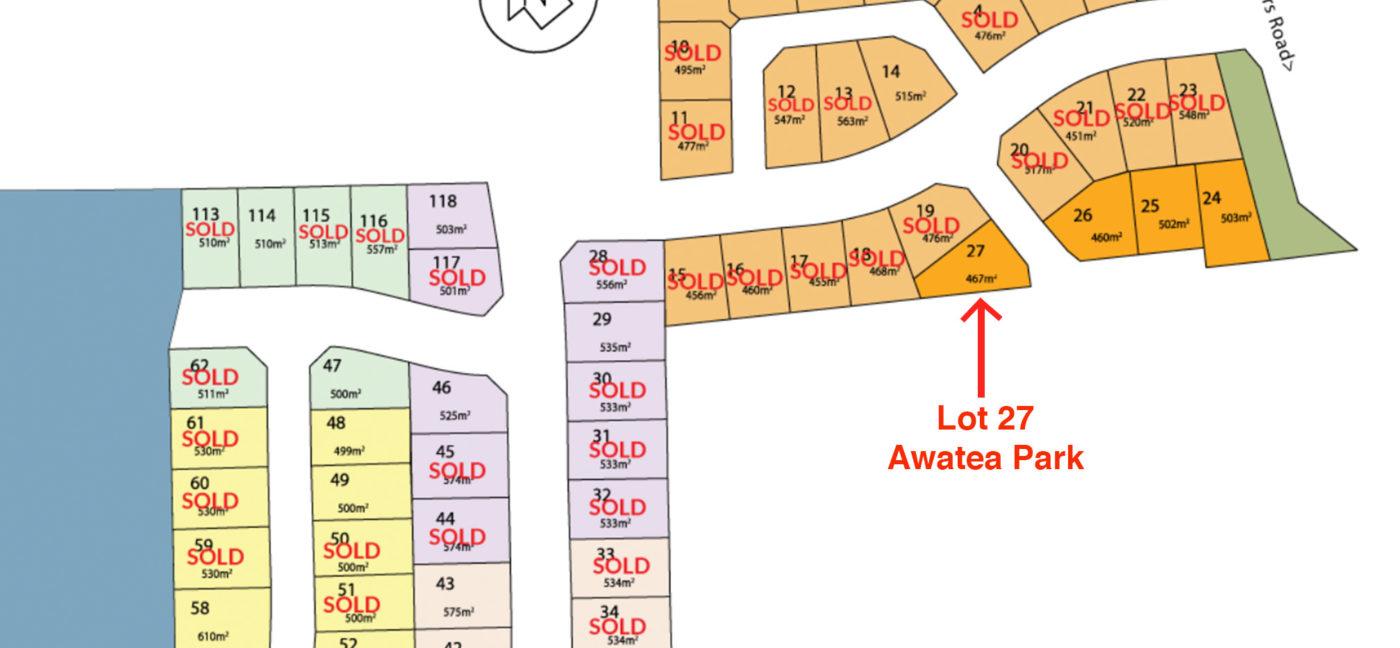 Subdivision Plan 27 2