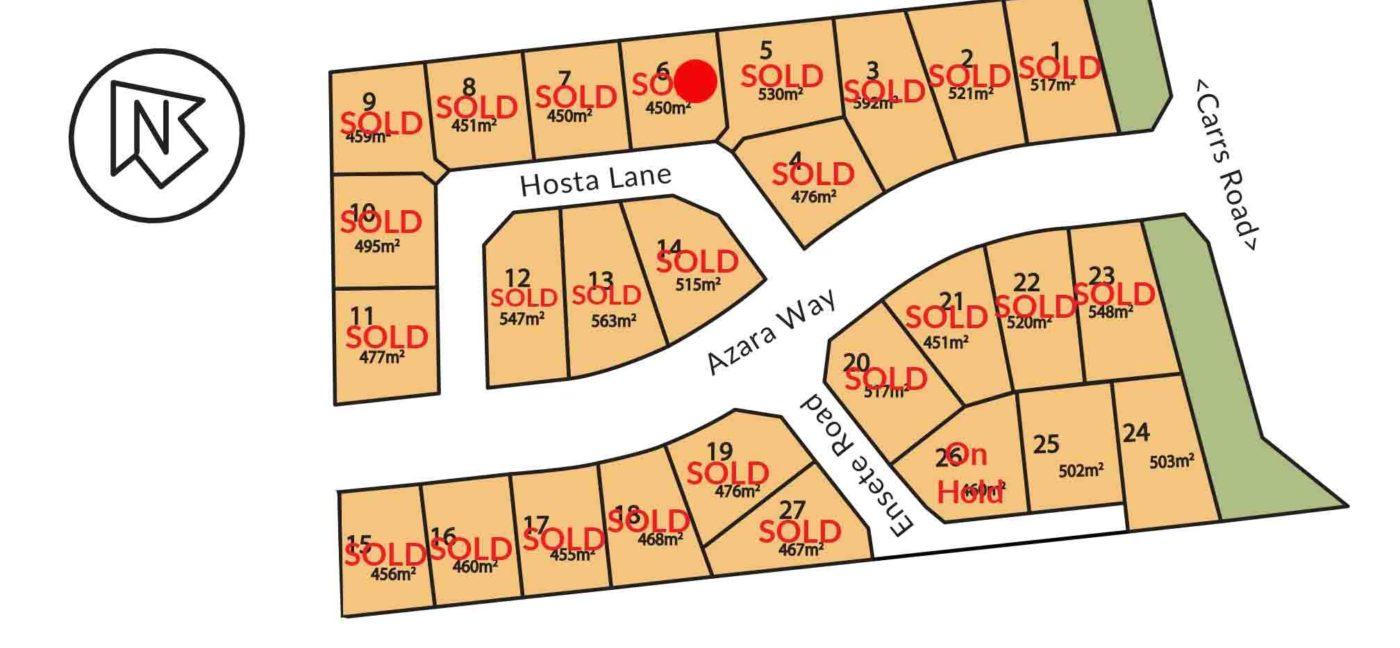 Subdivision Plan 6 6 Hosta