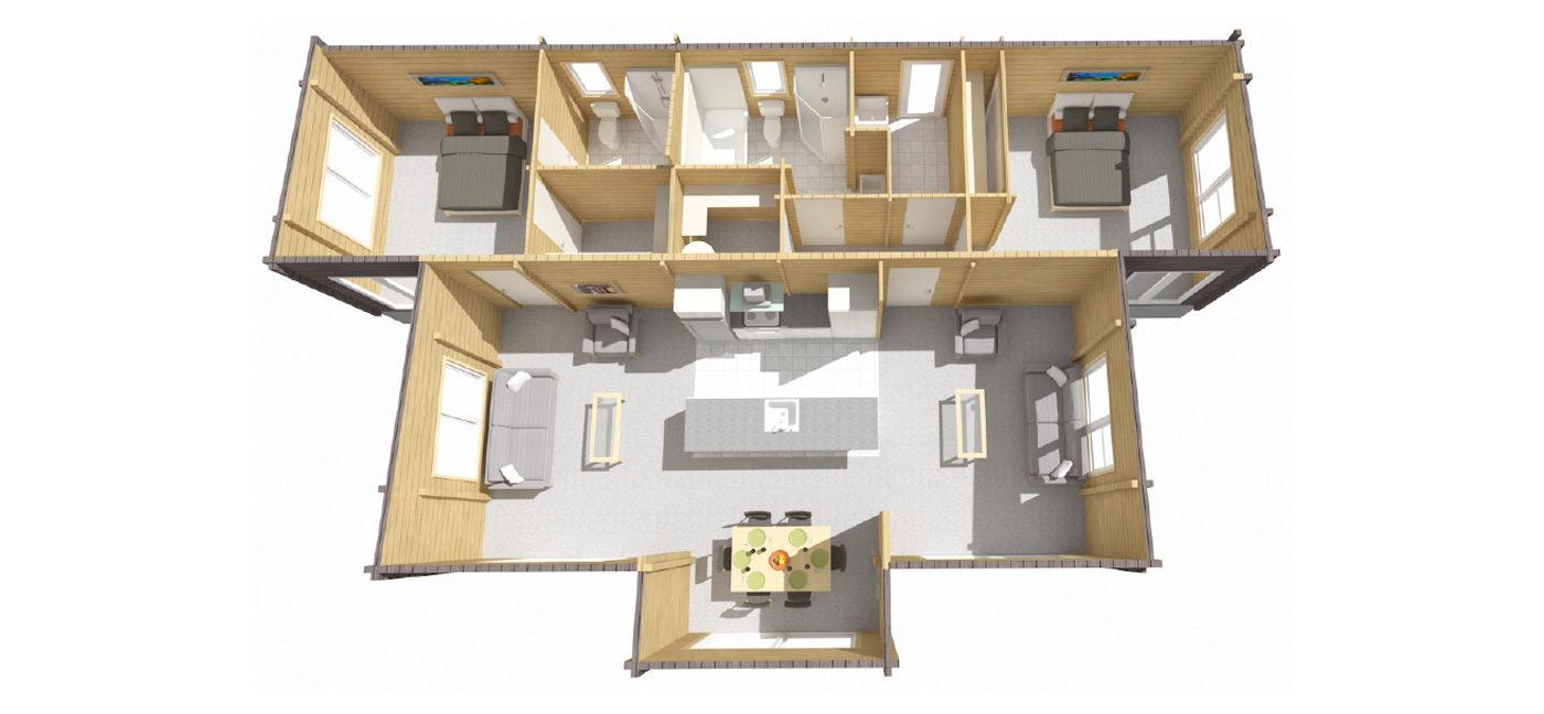 Fraemohs Bayside 115 Interior