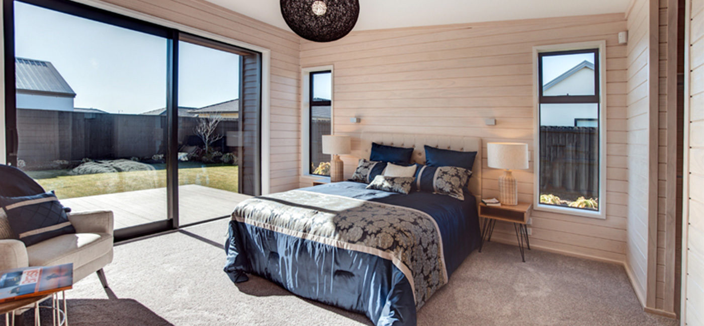 Fraemohs Lincoln Showhome Bedroom