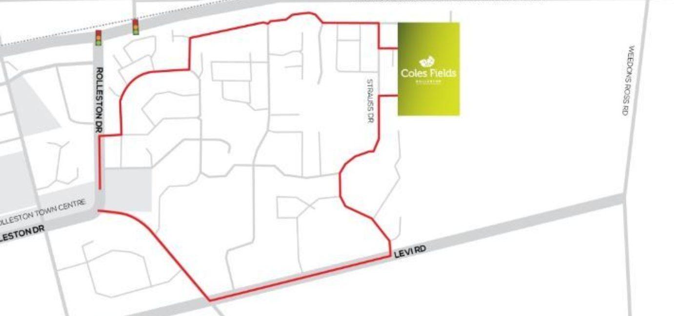 Il 4214 Coles Field Location Map