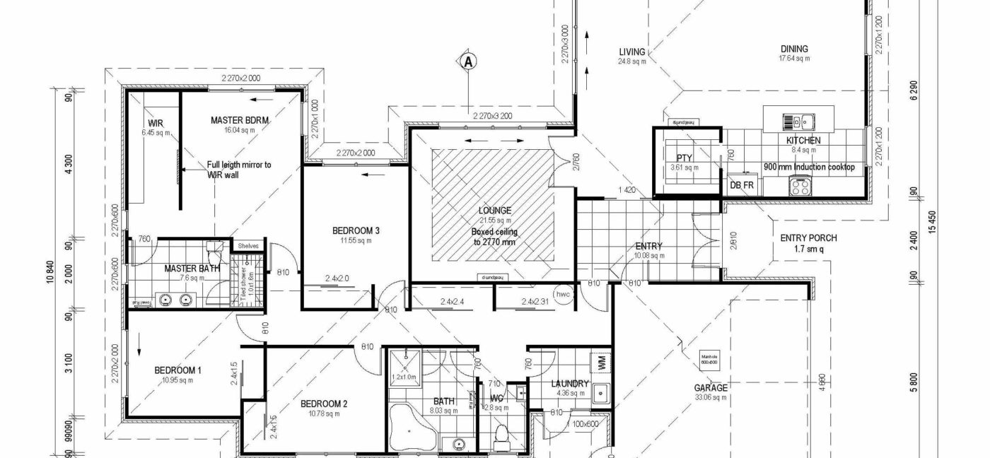 Nat Bathgate Floorplan