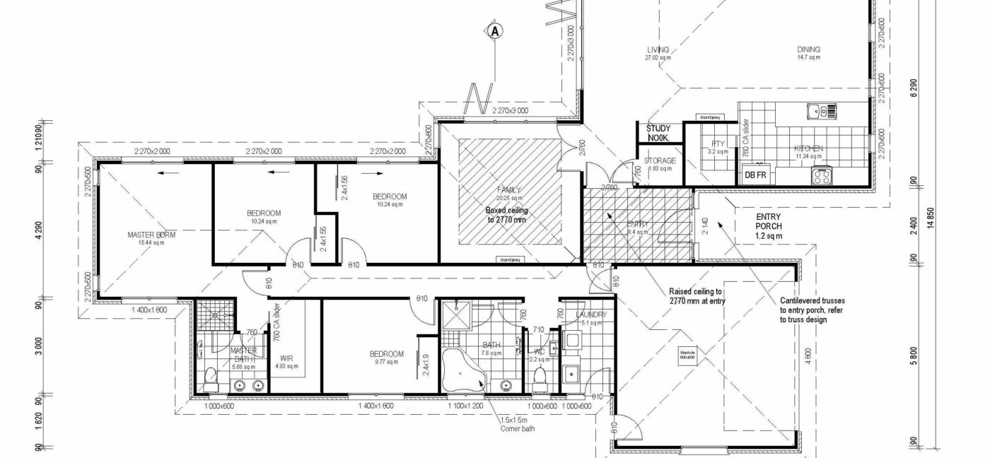 Nat Greenock Floorplan