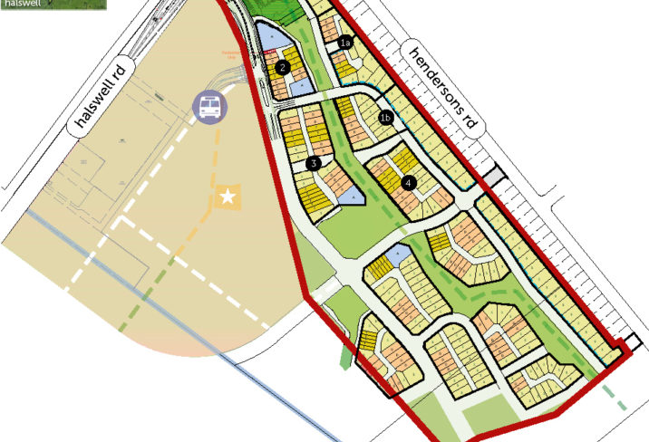 Halswell Commons Masterplan