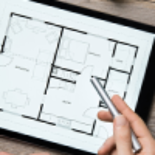 Choose House Plan Icon